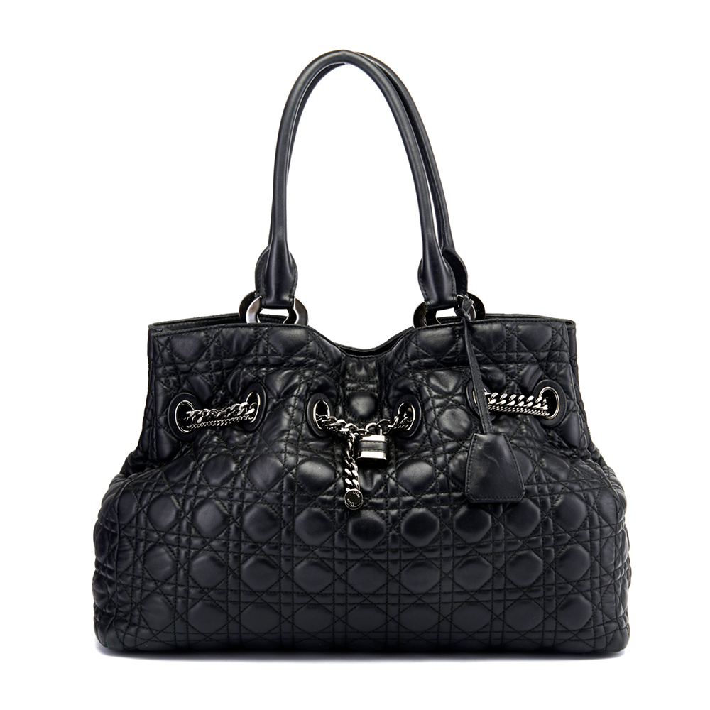 726b377f9a9 Christian Dior Chri Chri Tote | CHRISTIAN DIOR | The Changing Room