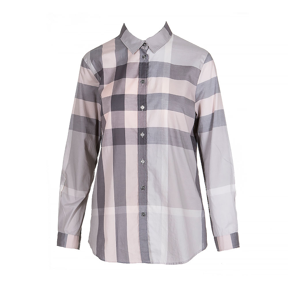 2a40ed7d Burberry Long Sleeve Shirt | BURBERRY LONDON | The Changing Room
