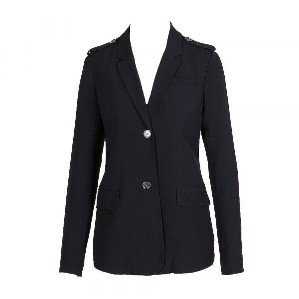 Burberry Long Sleeve Blazer