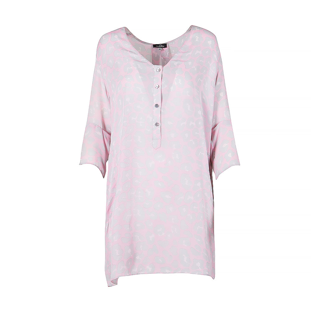 Mercy Delta Grey Mid-Length Dress