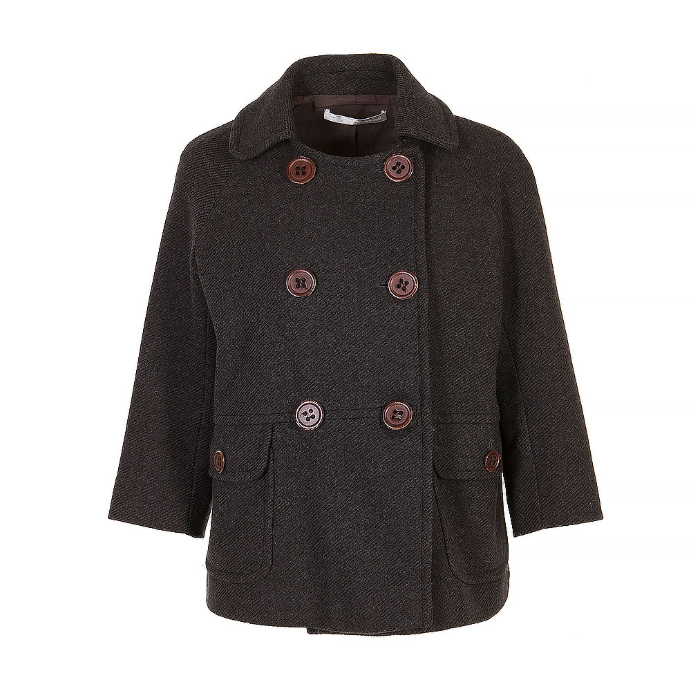 Patrick Gerard Double-Breasted Jacket