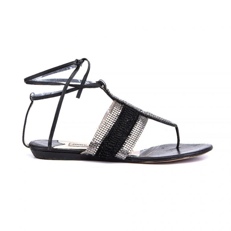 Jimmy Choo Thong Sandals