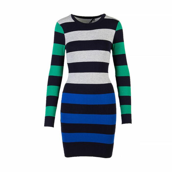 Karen Millen Knit Snug Fit Knee-Length Dress