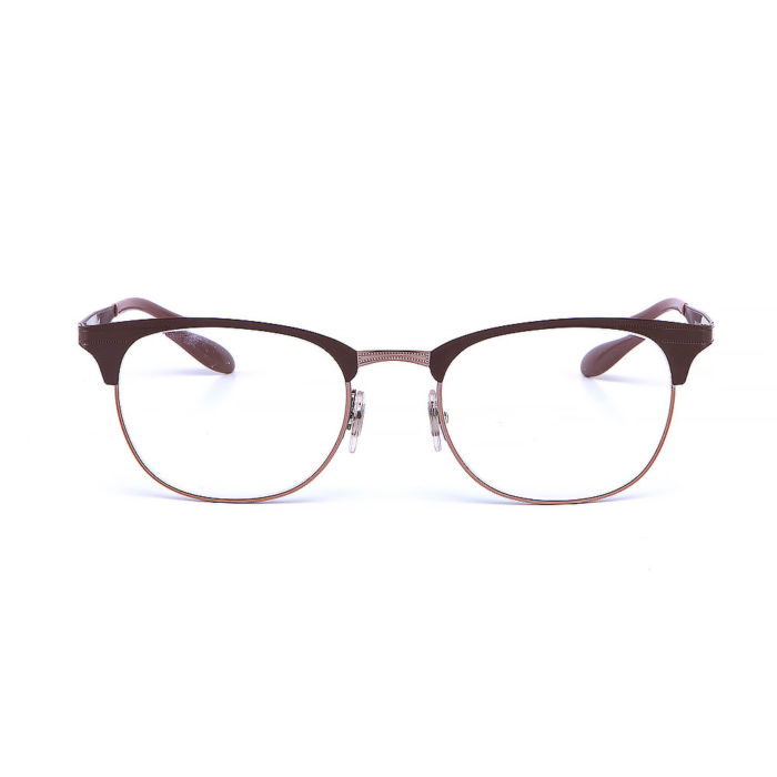 Ray Ban Stainless Steel Eyeglasses