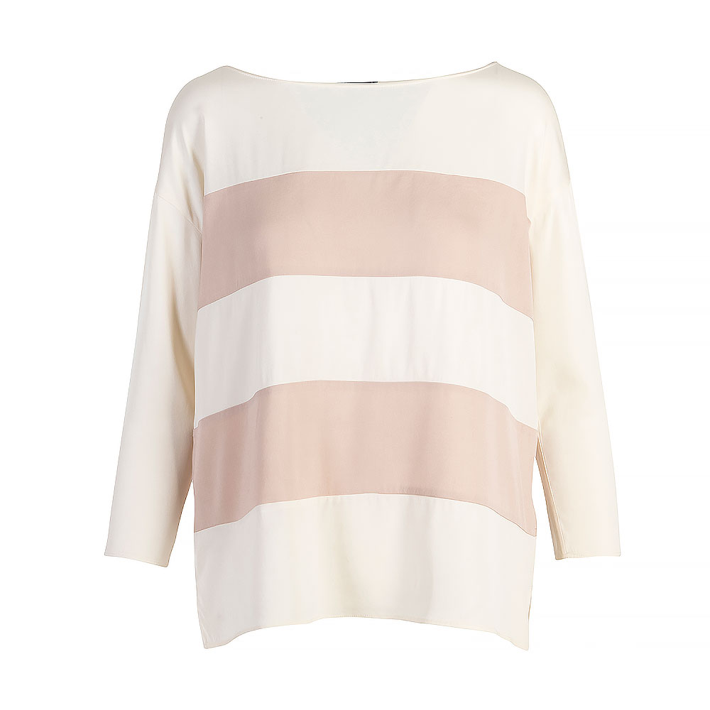 Theory Spandex Three Quarter Sleeve Top