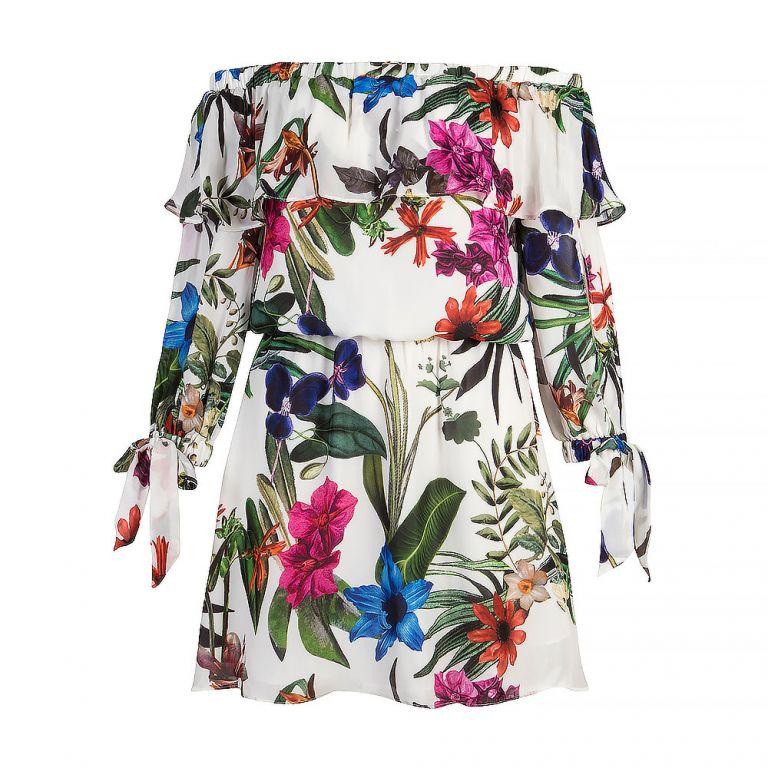 Parker Multicolour Mini Dress