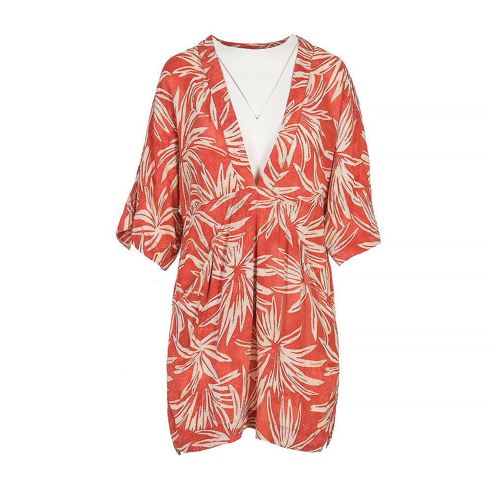 Vix Paula Hermanny Knee Length Kaftan