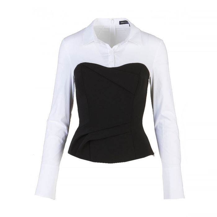 Karen Millen Long Sleeve Shirt TopKaren Millen Long Sleeve Shirt Top