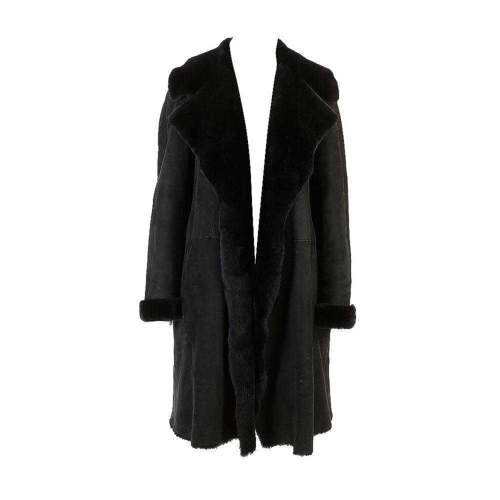 Donna Karan Long Sleeve Coat