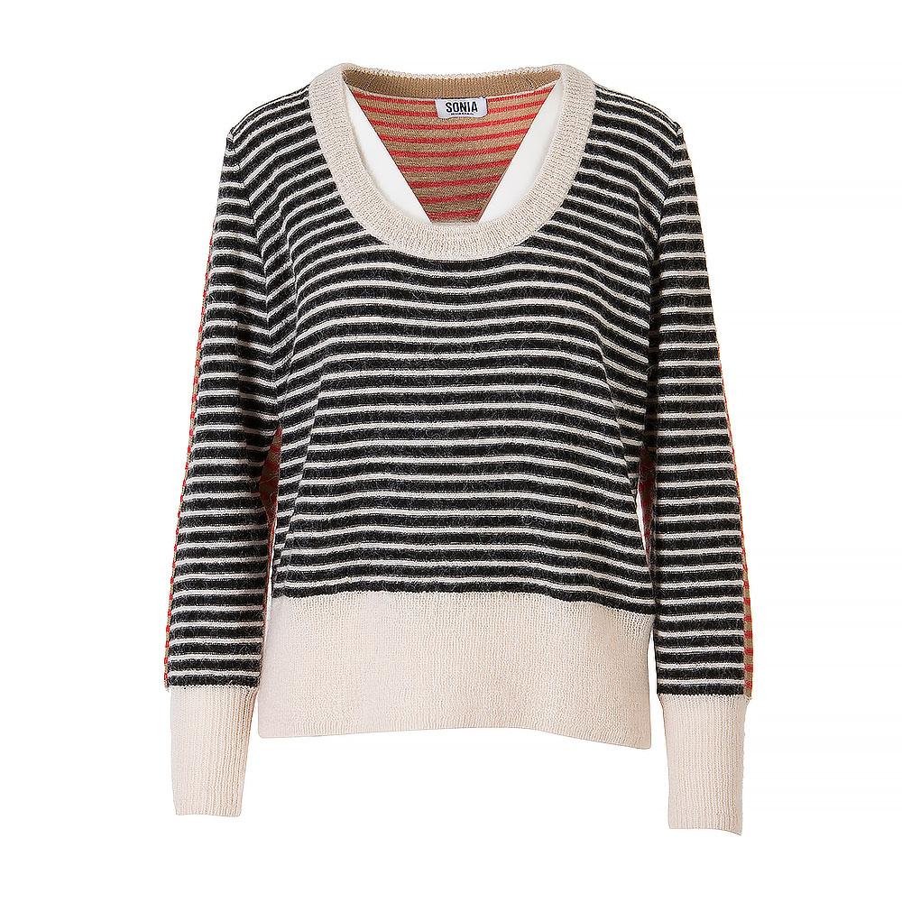 Sonia By Sonia Rykiel Long Sleeve Jumper