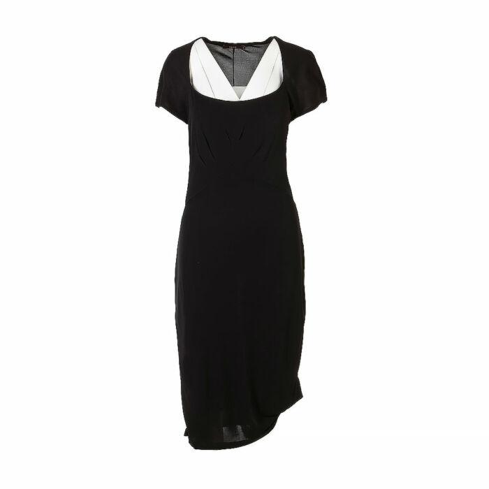 Reiss Cap Sleeve Dress