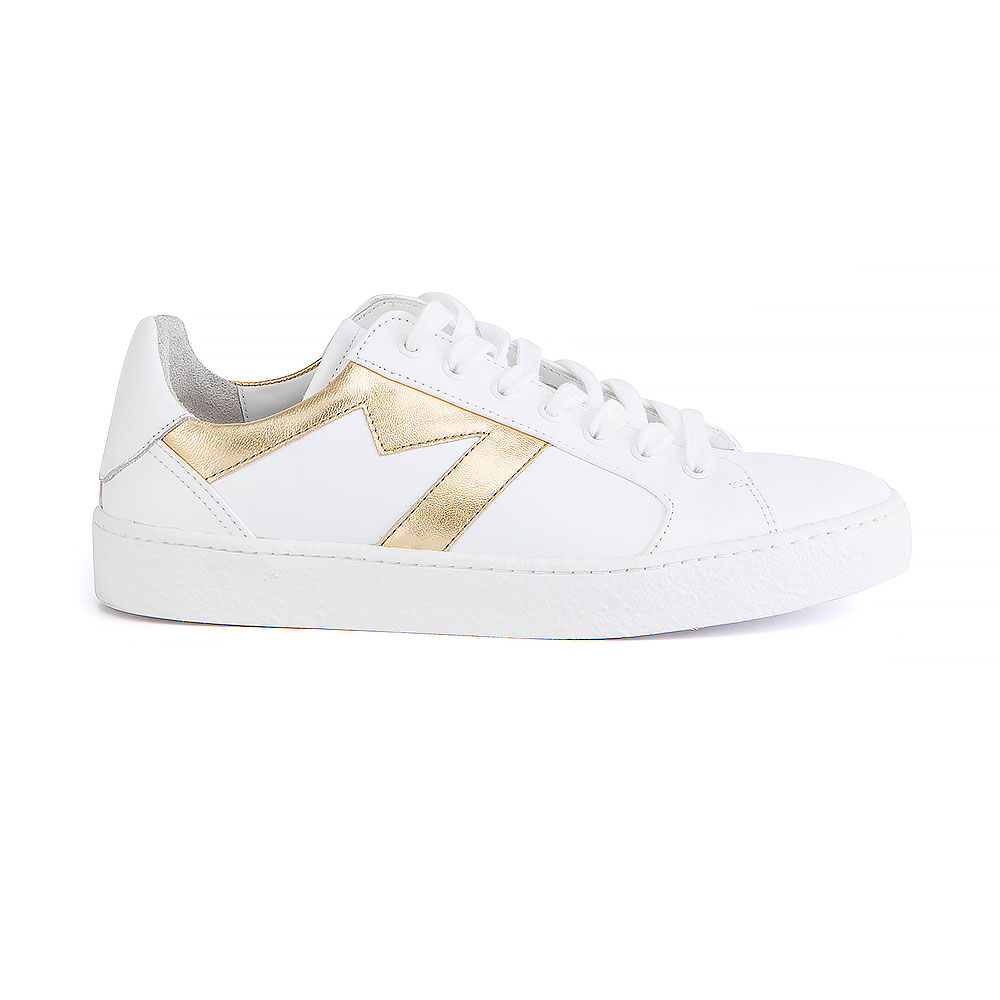 Maje Round Toe Sneakers