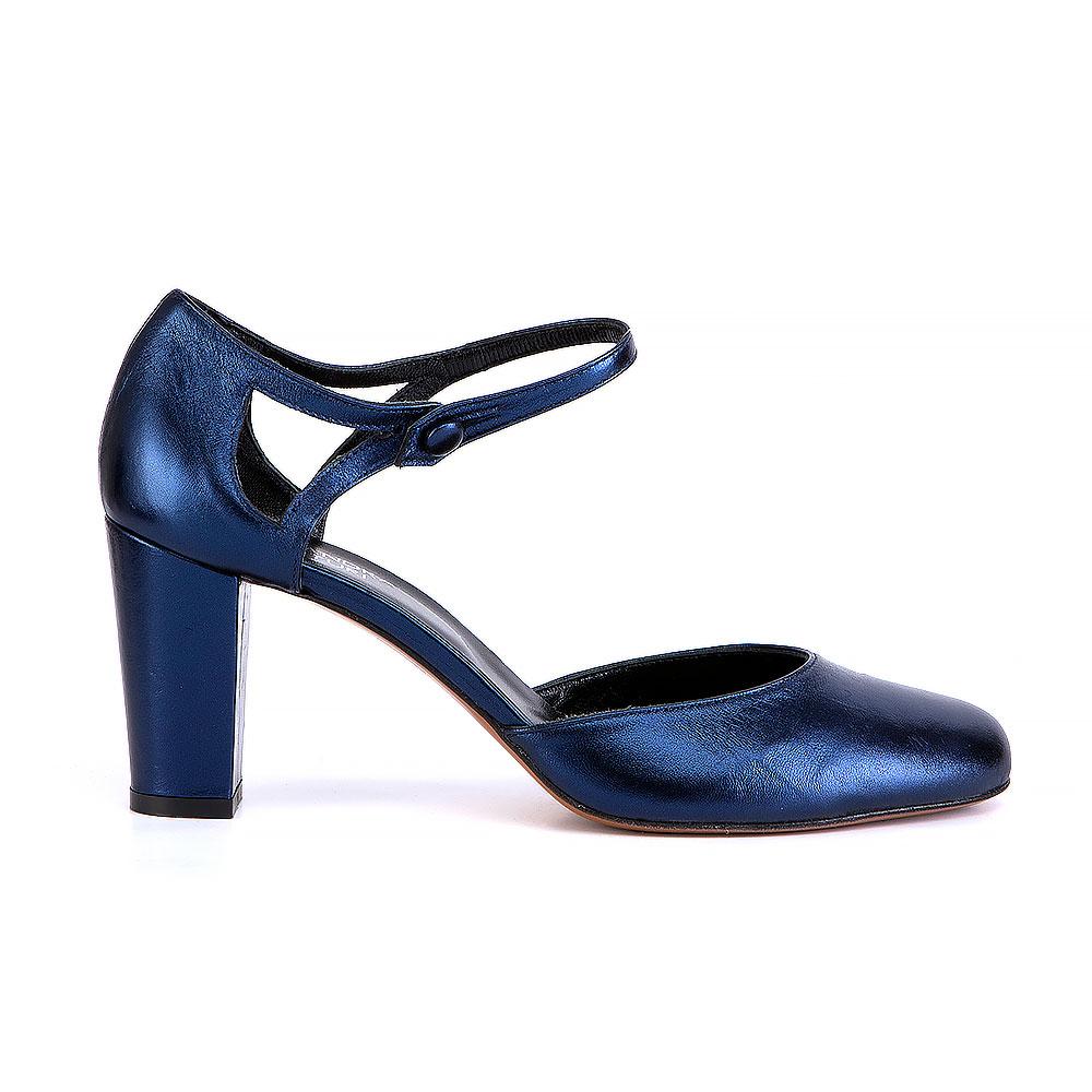 Alessandra Venturi Mary Jane Court Shoes