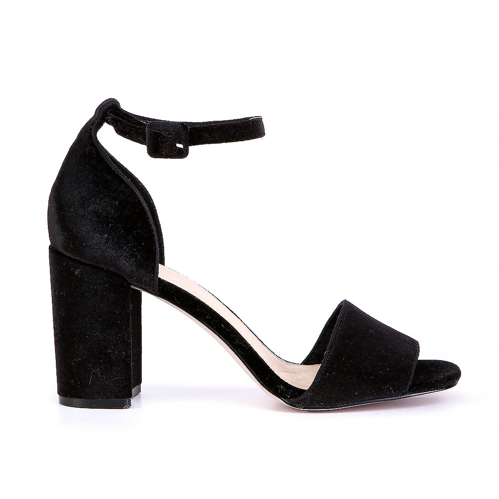 Kurt Geiger Velour Sandals