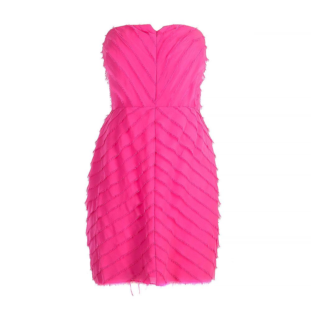 Adam Lippe Pink Mini Dress