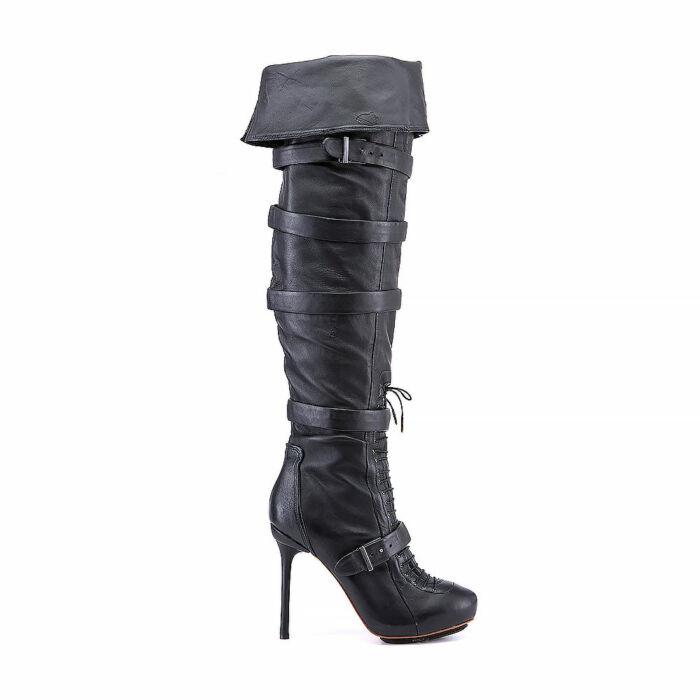L.A.M.B. By Gwen Stefani Thigh High Round Toe Boots