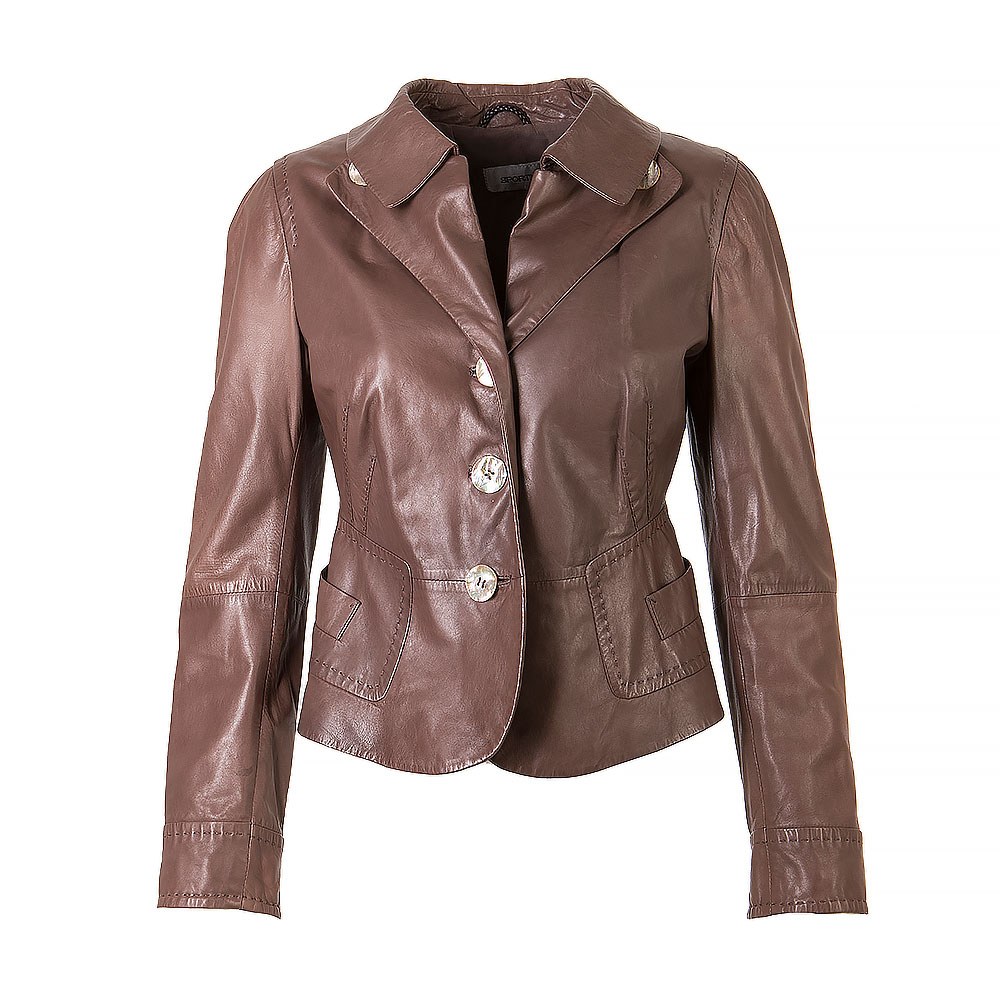 Sportmax Soft Leather Jacket