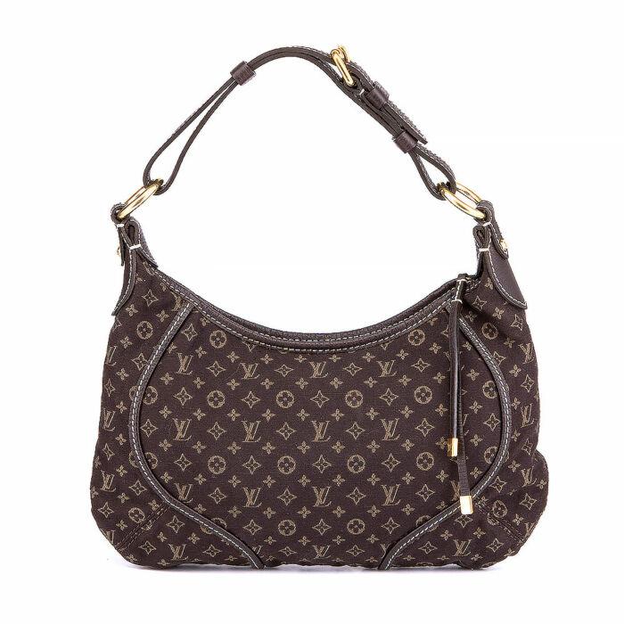 Louis Vuitton Mini Lin Hobo Shoulder Bag