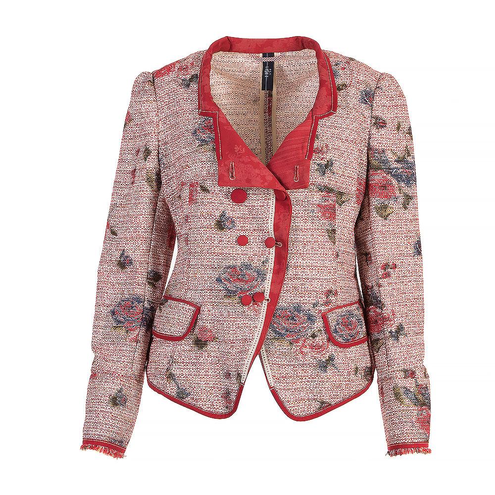 High Use Floral Jacket