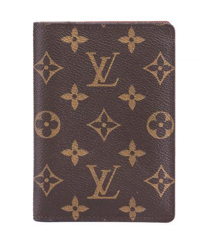 Louis Vuitton Passport Holder