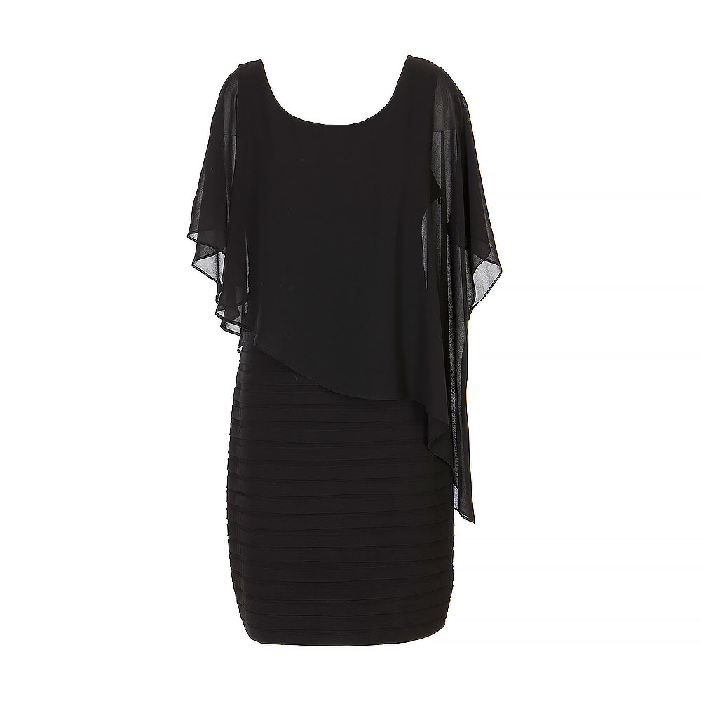 Frank Lyman Black Dress