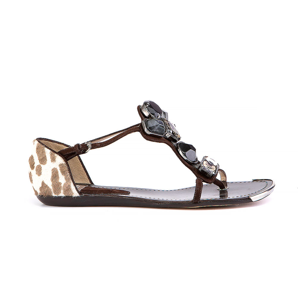 Baldan T-Bar Sandals
