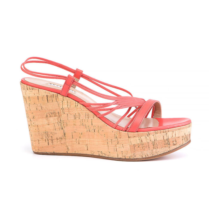 Fratelli Rossetti Leather Wedges