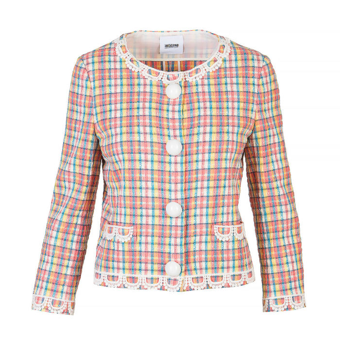 Moschino Tweed Jacket