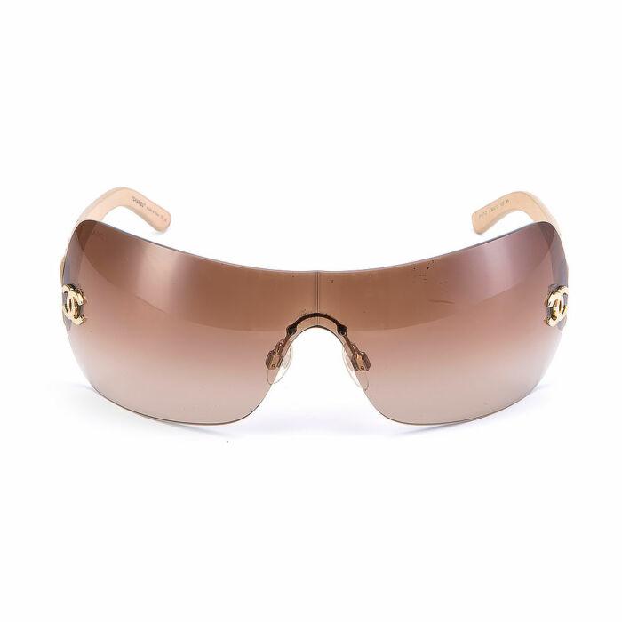 Chanel Shield Rimles Sunglasses