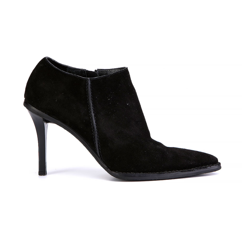 Gucci Pointed-Toe Booties