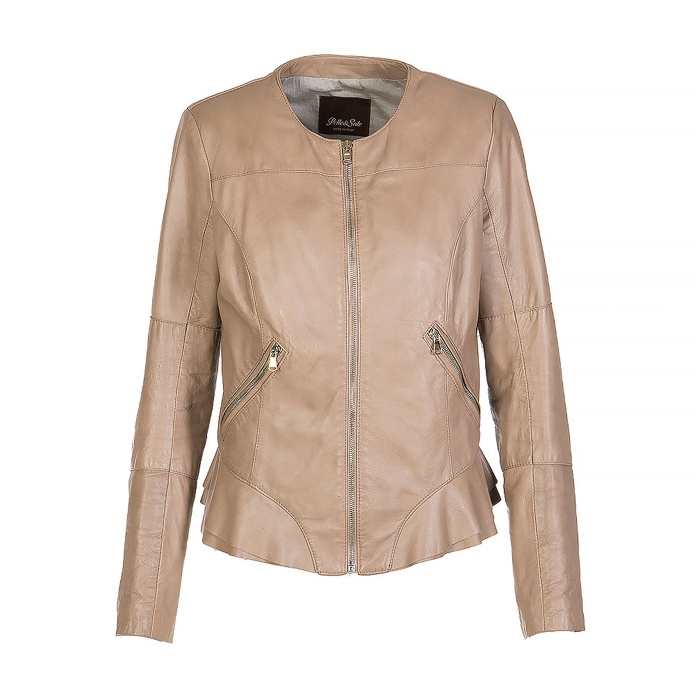 Pelle Sale Leather Jacket