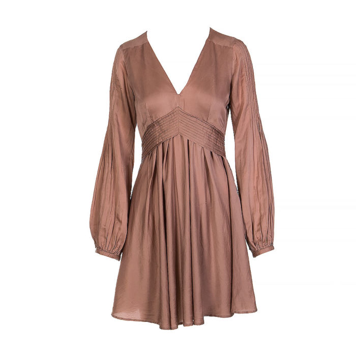 Superfine Knee-Length Dress