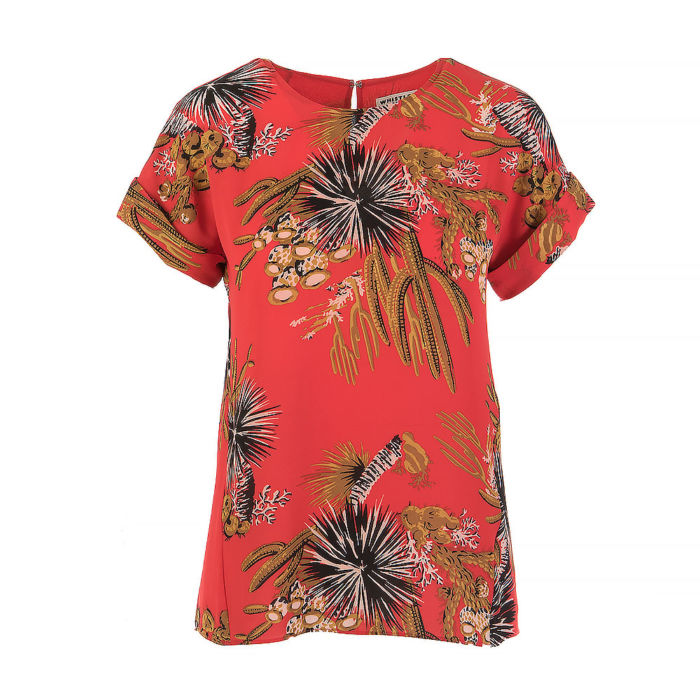 Whistles Short Sleeve Top