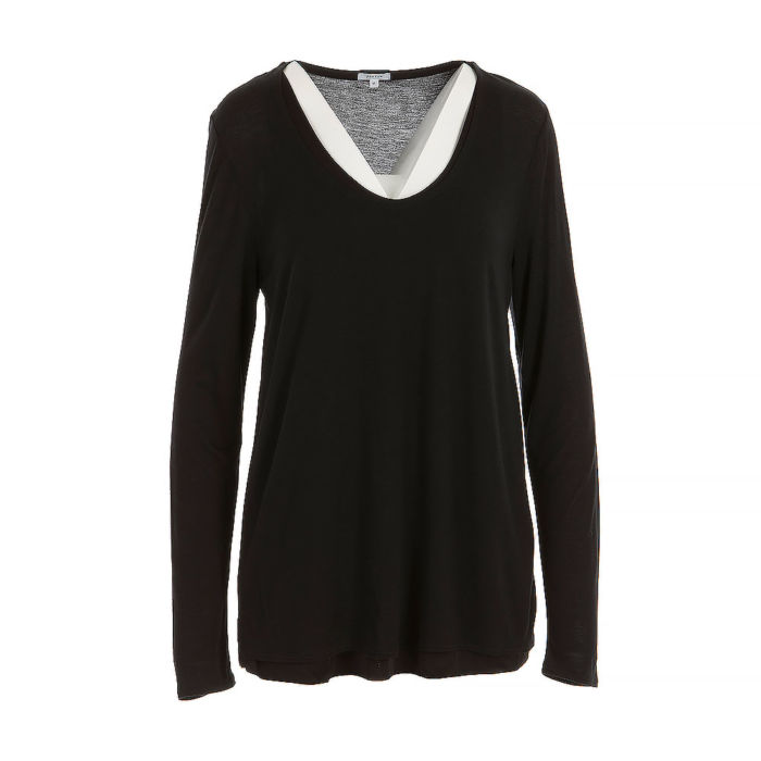 Jigsaw Long Sleeve Top
