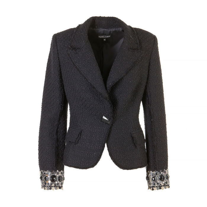 Monica Magni Tweed Jacket